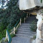 Bottoms of Steps on Southern end of Chowder Bay (57569)