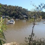 view of Berowra Waters from track (72223)