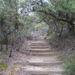 Stairs down into Valley of the Waters (7292)