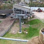 the bottom chairlift terminal (84805)