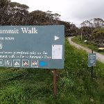 Sign at start of the Summit Walk (96166)